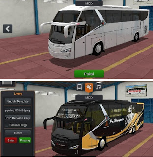 Download Bus Zeppelin + Livery PO Haryanto by MBS