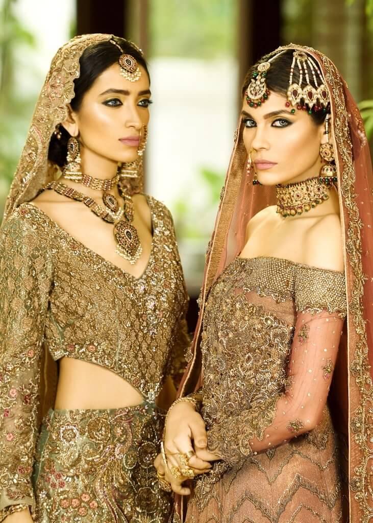 Pakistani Designer Shiza Hassan Bridal & Wedding Dresses