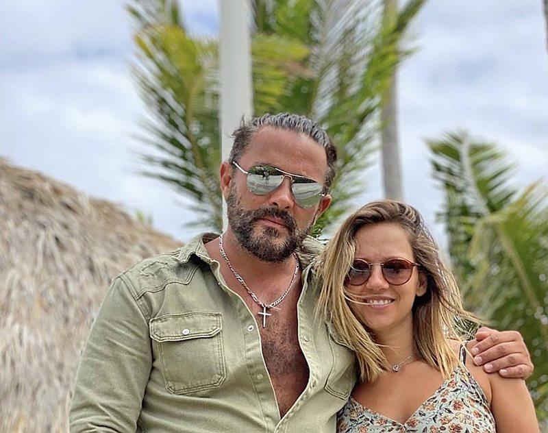 Ingrid Parra lleva un año y 10 meses en campaña junto a su pareja, Cristián Salaza