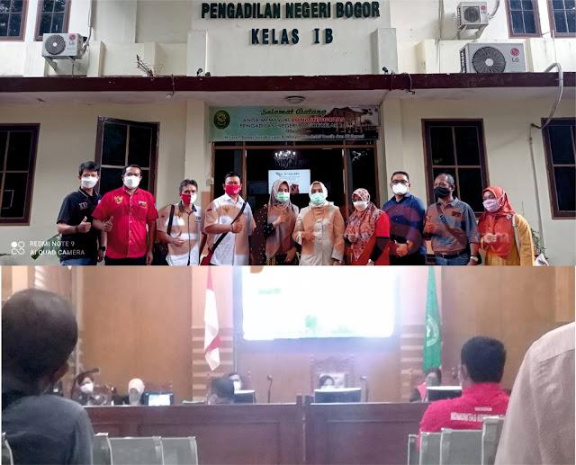 Sebar Fitnah terhadap Dirut PT Imza Risky Jaya Hj.Rizayati, SH MM,  Leni Marlina Ditangkap