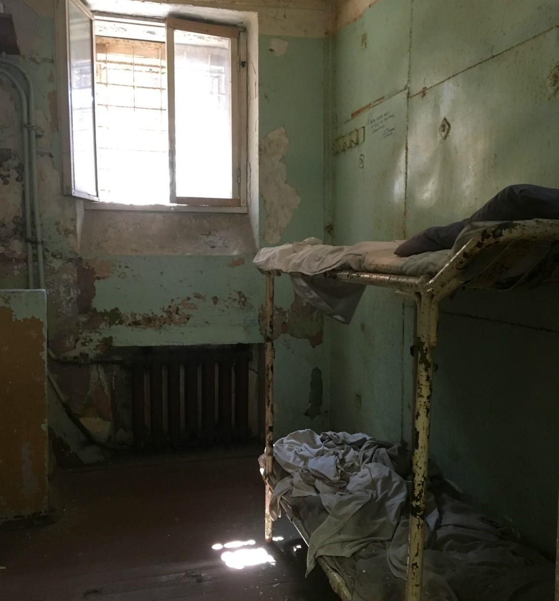 Patarei, Tallinna, vankila, Kommunism on vangla, Rouva Sana