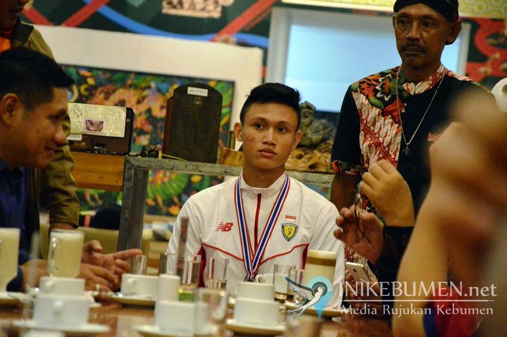 Adi Ramli Bakal Perkuat Kontingen Kebumen pada Porprov Jateng di Solo