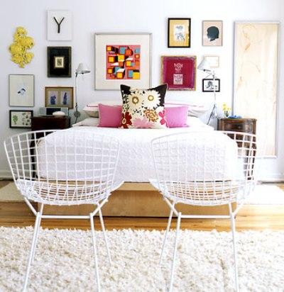 50 Desain Hiasan Dinding Kamar Tidur Kreatif Sederhana Desainrumahnya Com
