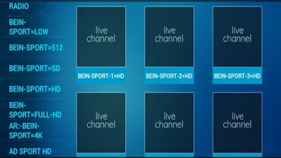 ITS NEW PREMUIM IPTV APPLICATION WITH FAST SERVER AND SPORT CHANNELS WITH MORE CHANNELS !!
