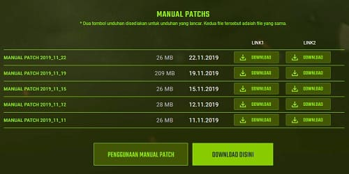 Cara Memasang Manual Patch PB Zepetto