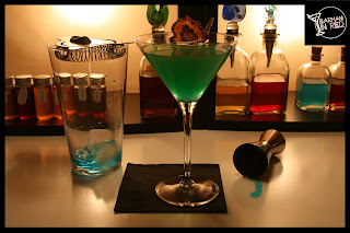 BLUE TATTOO COCKTAIL