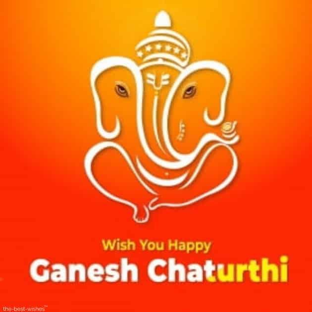 wish you happy ganesh chaturthi