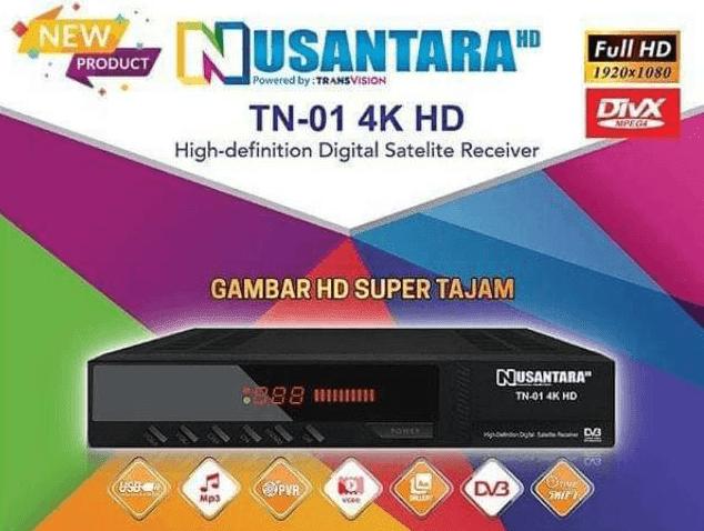 Harga receiver Nusantara HD Rp.269.000