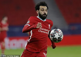 Liverpool Squad made fun of Salah in the dressing room after agent cryptic tweet