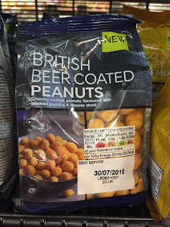 British Beer Coated Peanuts
