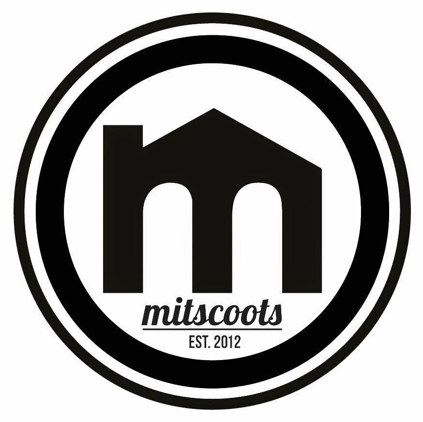 Mitscoots socks logo