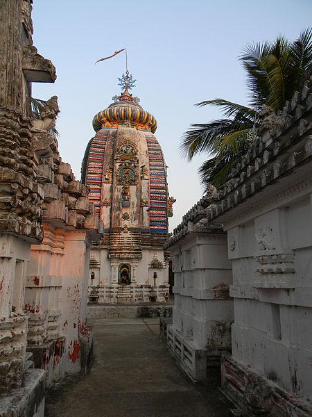 Lord Nilamadhaba Temple, Kantilo - Krupasindhu Muduli