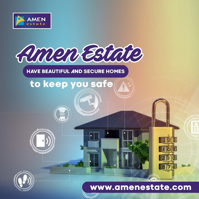 Amen Estate: 5 bedroom detached Houses