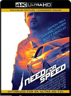 Need for Speed [2014] 4K 2160p UHD [HDR] Latino [GoogleDrive]