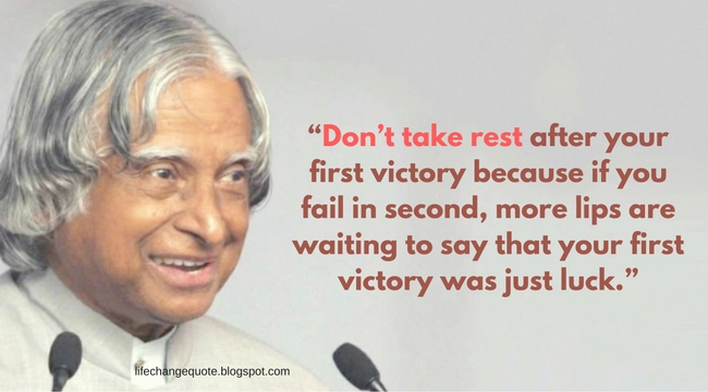 The Best 25 Inspiring Quotes Of Apj Abdul Kalam Life Changing Quotes