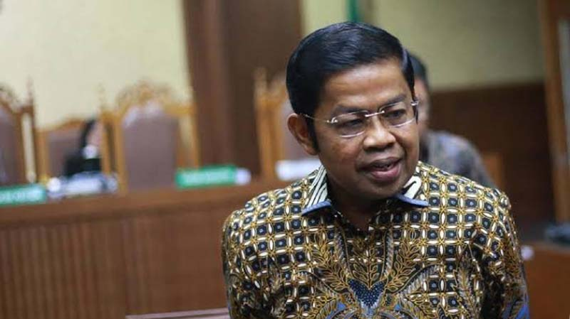 Kasasi Diterima, Hukuman Idrus Marham Dipotong Satu Tahun