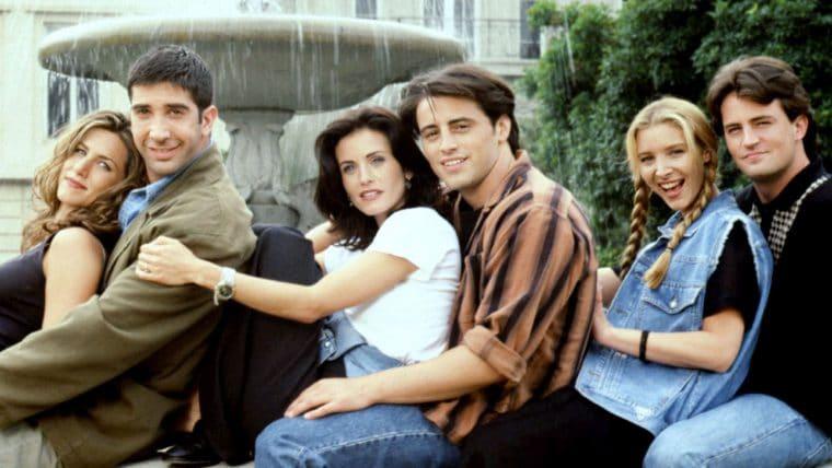 Friends será exibido nos cinemas dos EUA em 4K