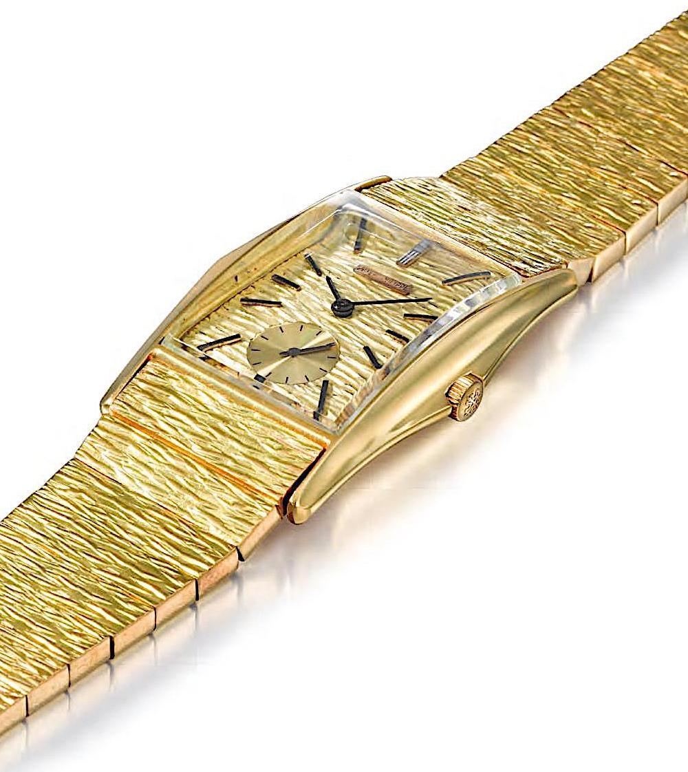 a 1963 Patek Philippe watch