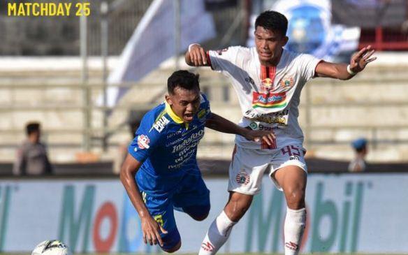 Hasil Persib vs Persija - Liga 1 Senin 28 Oktober 2019