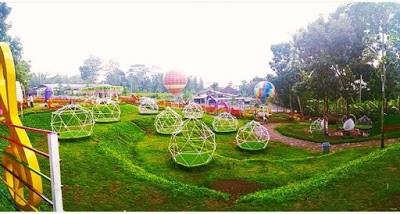Taman Bunga Jogjakarta