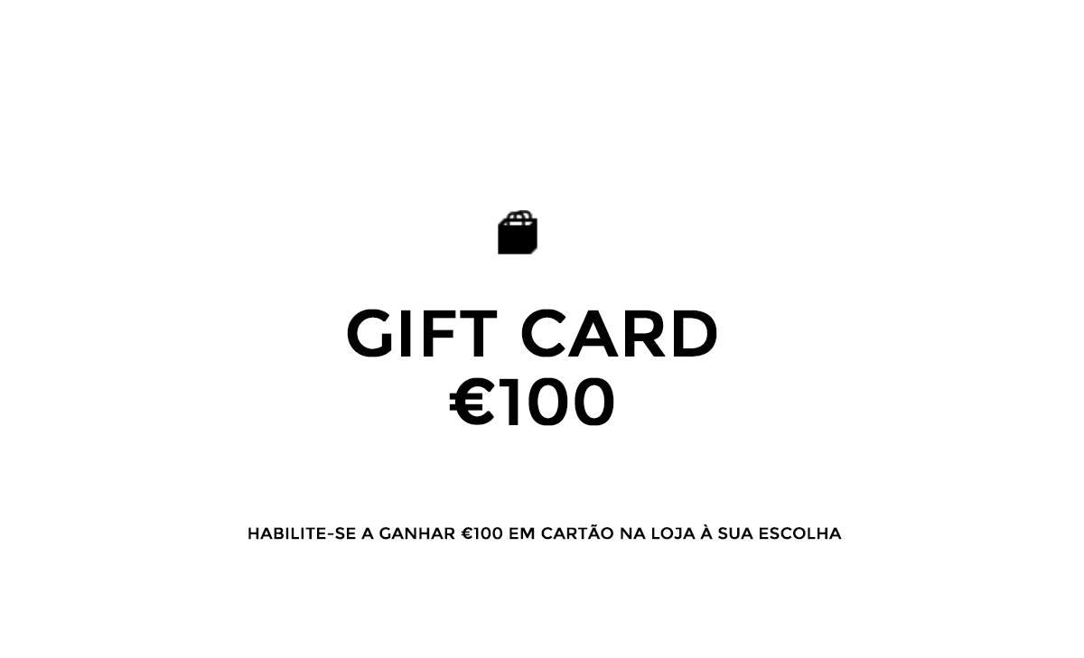 passatempo cartão 100€ euros