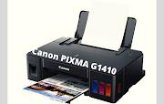 Canon PIXMA G1410 Driver Softwar Free Download