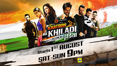 Khatron Ke Khiladi Made in India 9th August 2020 Watch Online