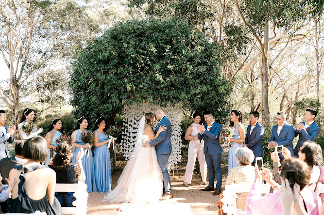 Wedding Mount Annan Botanical Gardens Ceremony
