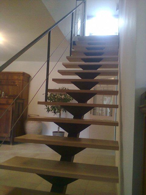 l 39 atelier de l 39 le ferronnerie d 39 art avignon escaliers garde corps rampes main courantes. Black Bedroom Furniture Sets. Home Design Ideas