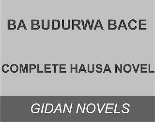 BA BUDURWA BACE COMPLETE HAUSA NOVELS