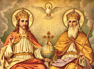 What Kind Of God Do We Believe In? - Catholic Daily Reading + Reflection (Homily): 30 May 2021