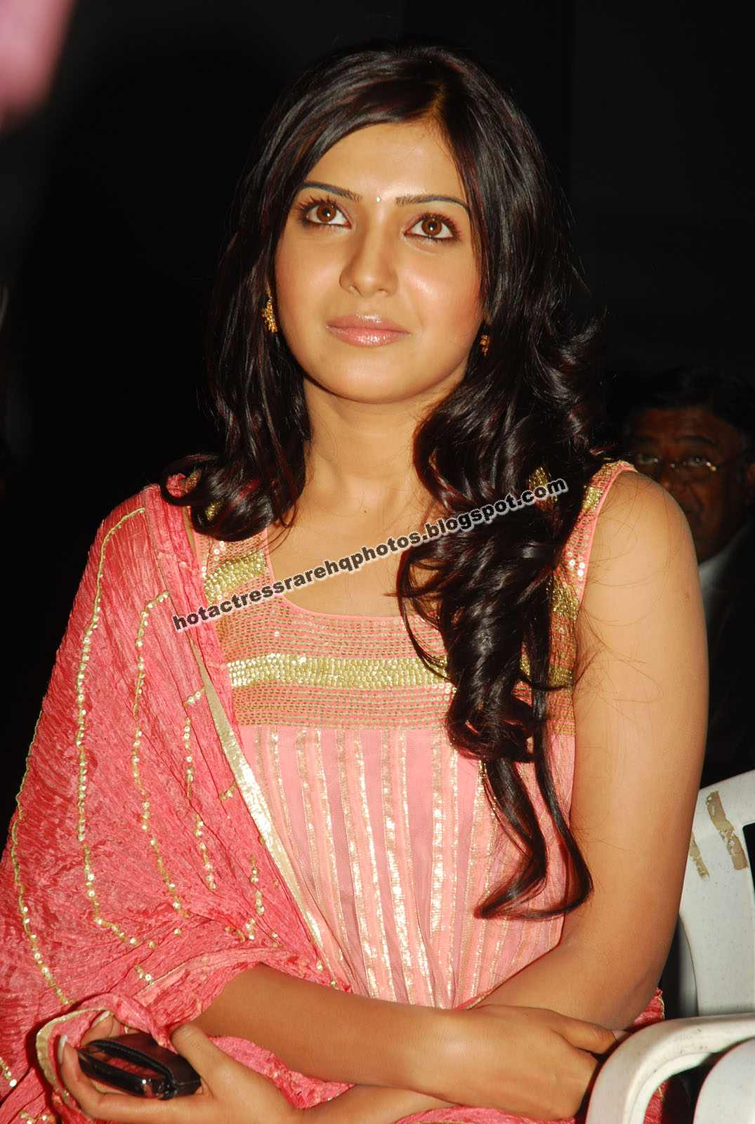 Was actress samantha ruth prabhu
