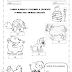 Visconde de Sabugosa: Atividade com animais para imprimir e colorir