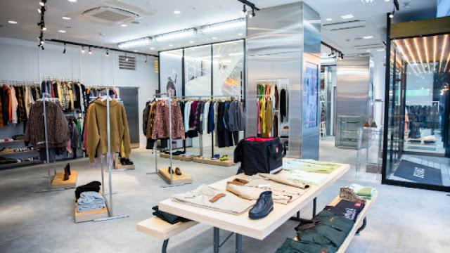 gambar toko pakaian
