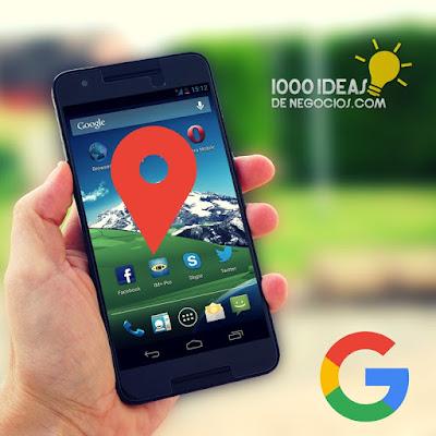 agregar negocio a google maps