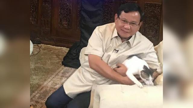 Pengamat: Prabowo Jangan Cuek ke Habib Rizieq, Suatu saat Butuh Lagi