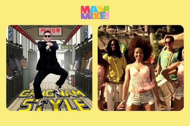Oppan Samba Style (PSY vs. Bellini)