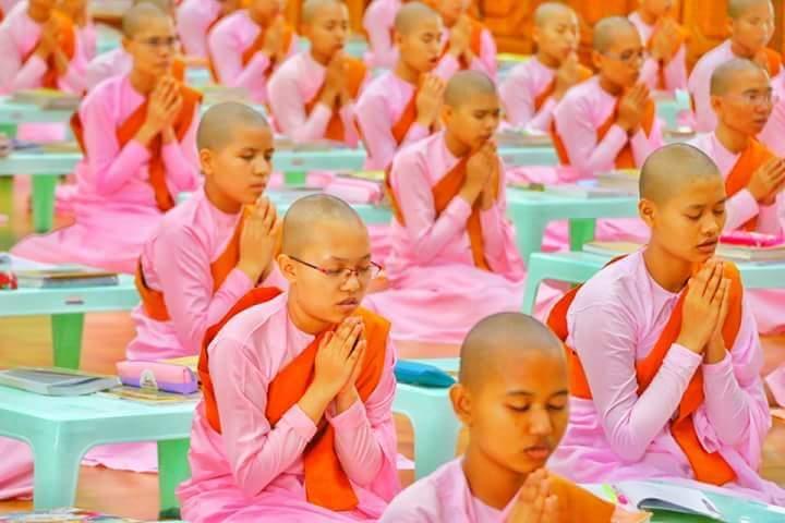 Tu nữ Phật giáo nguyên thủy Thēravāda