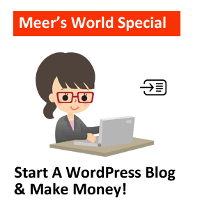 Start A WordPress Blog Today and Make Money Online