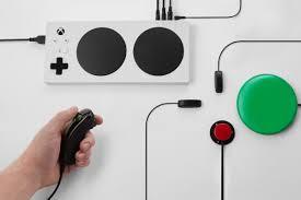 Microsoft Xbox Adaptive Controller-Best Gaming Controller Accessible Controller