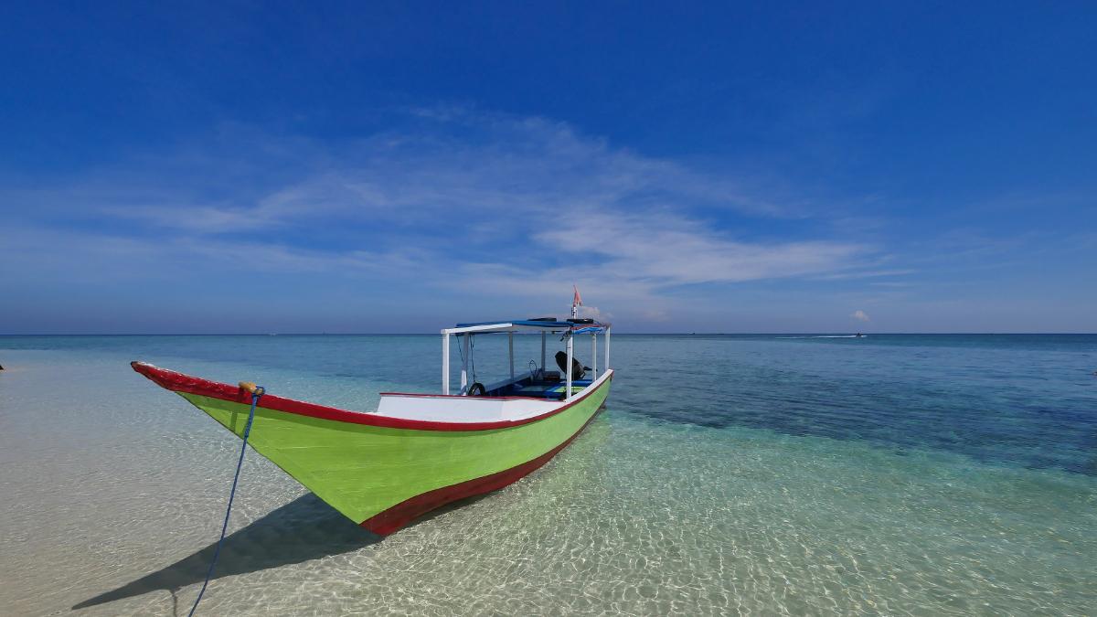 Pulau Kodingareng Keke keren dan bagus
