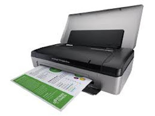 Picture HP Officejet 100 L411a Printer