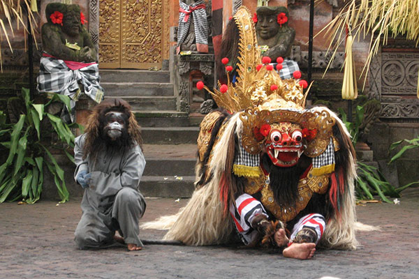 Barong Dance and Keris Dance performance Batubulan - Ubud Day Trips Excursion - Bali Half Day Tour