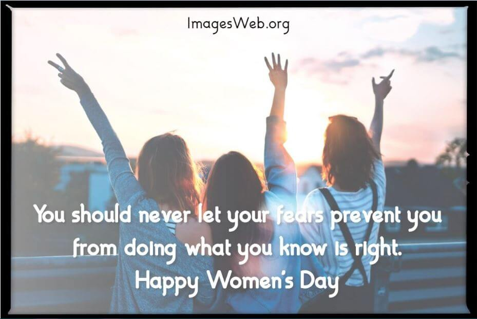 Womens Day Quotes in English