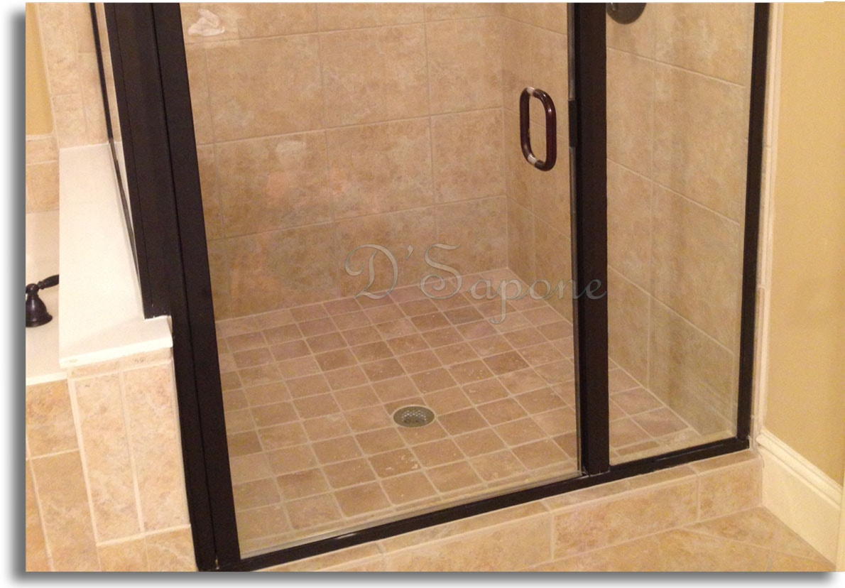 Glass Restoration Services In Atlanta Shower Glass Restoration