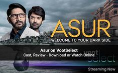 Poster of Web Series Movie Asur