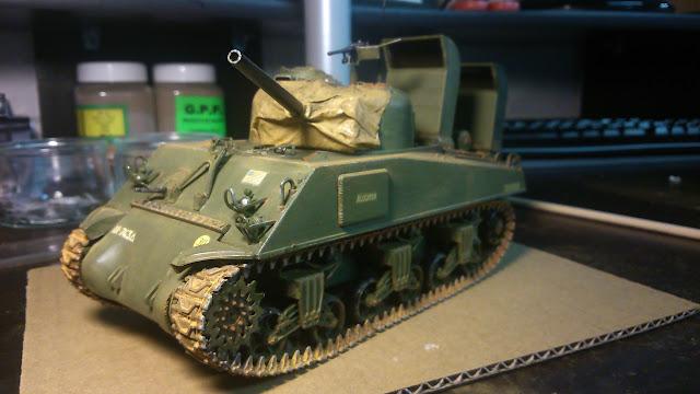 US Marines M4 Sherman (Italieri - 1/35) DSC_0105