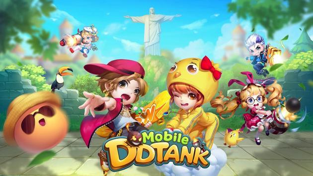 DDTank Mobile Mod Apk