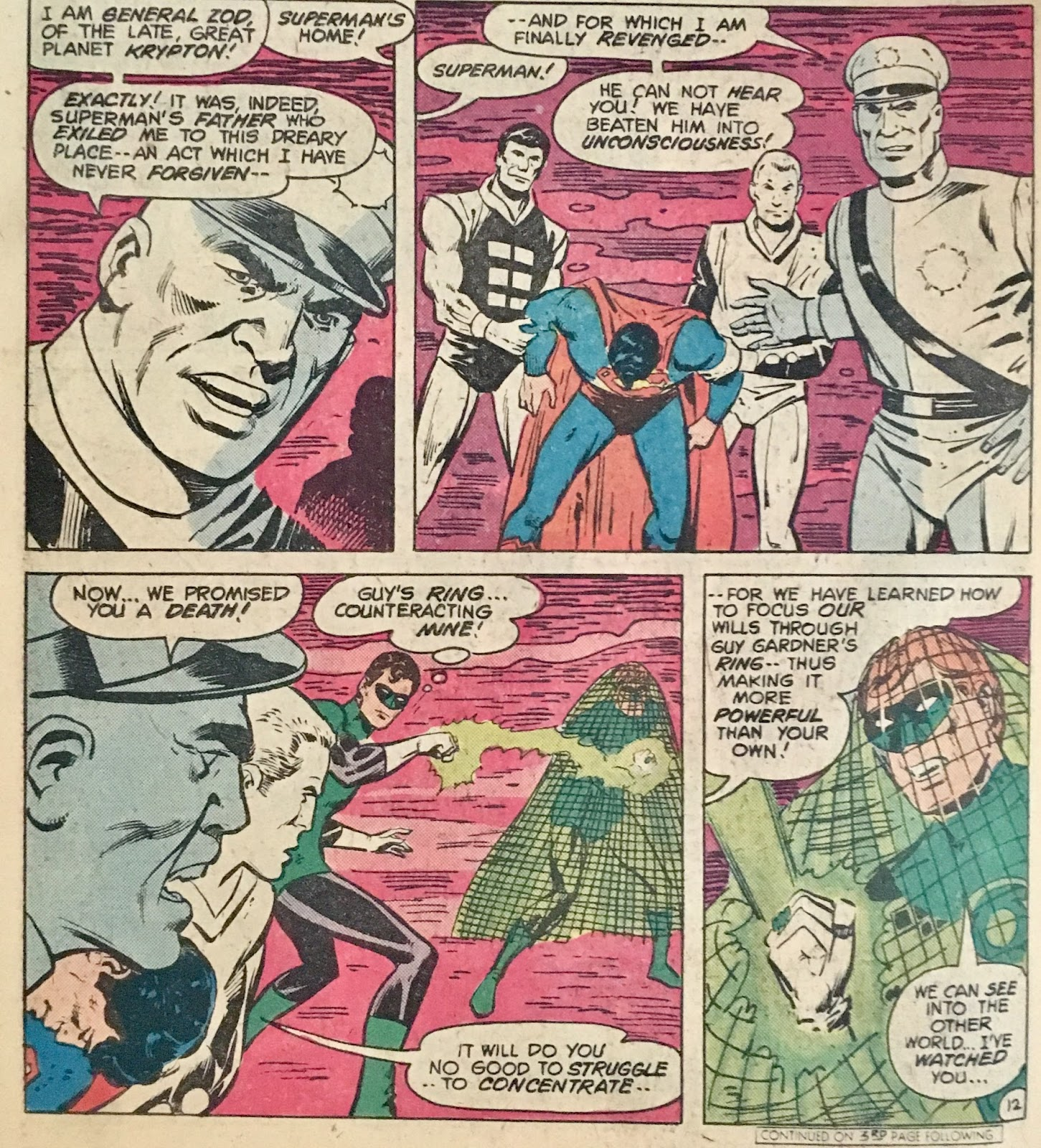 Chris is on Infinite Earths: Green Lantern (vol.2) #122 (1979)