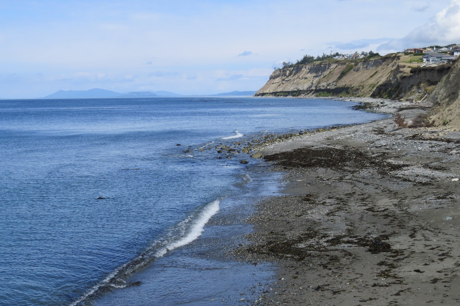 Whidbey Island Beach